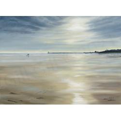 Peaceful Light Seaburn by Gill Gill