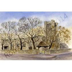 St. Andrews Church Ron Davidson