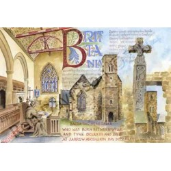 St. Peters & Bede by Ron Davidson