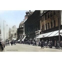 Fawcett Street 3 - Colourised