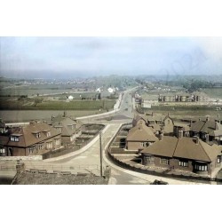 From Fulwell Mill - Colourised