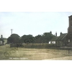Fulwell Green - Colourised