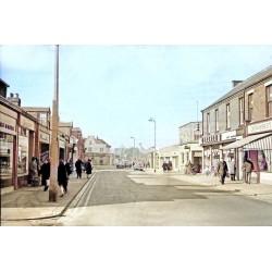 Sea Road 1967 - Colourised
