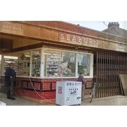 Seaburn Station - Colourised