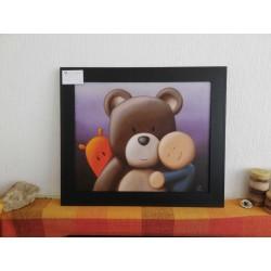 Original Big Bear Hugs by Richard Buckley