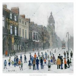 Town Hall Sunderland by Robert Wild