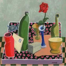Still Life no10 by Roger Dobson