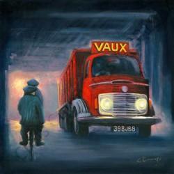 Vaux Lorry by Chris Cummings