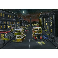 A night on the Toon by Andrew Waller