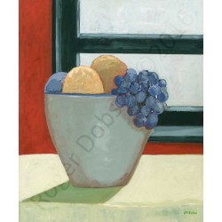 Green Window by Roger Dobson