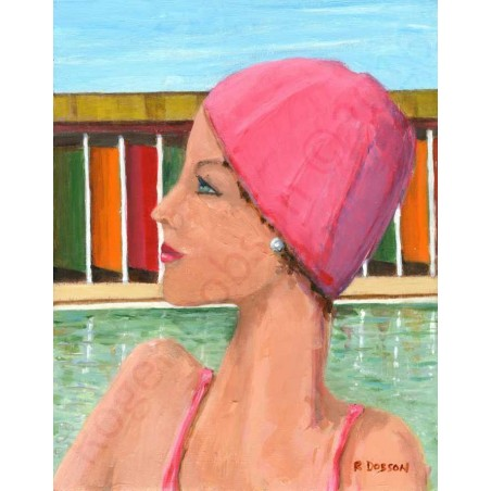 At the Lido by Roger Dobson