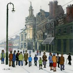 The Empire Sunderland by Robert Wild