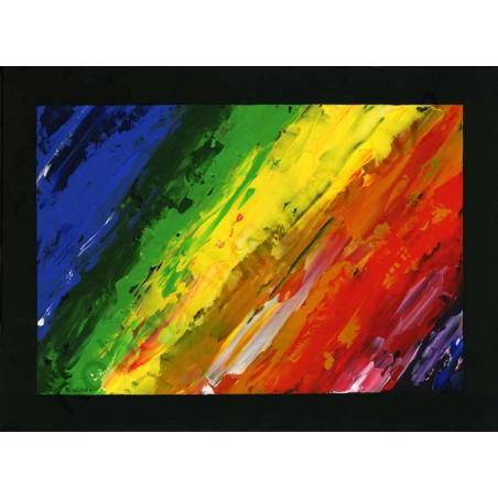 A Mixed Palette by Robert Wild