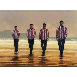 The Lads Sunderland by Robert Wild