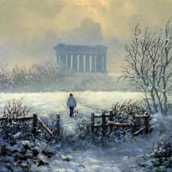 Penshaw Walkies by Robert Wild