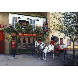 The Brewery Tap by Robert Wild