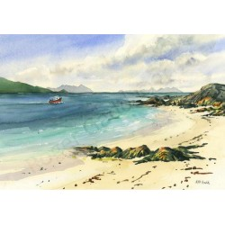 Uidh Vatersay 3 by Roger Gadd