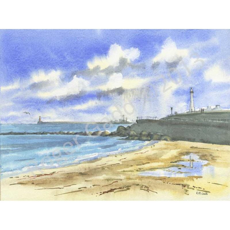 Seaburn by Roger Gadd